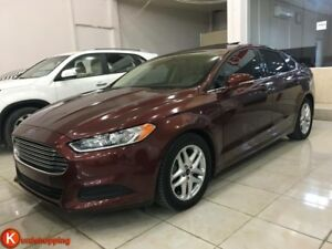Ford Fusion SE FWD 2015 price firmed
