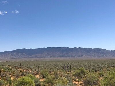 "RARE 40 ACRE NEW MEXICO RANCH ""TIERRA VALLEY""! ON POWER! 2WD ACCESS! NO RESERVE!"