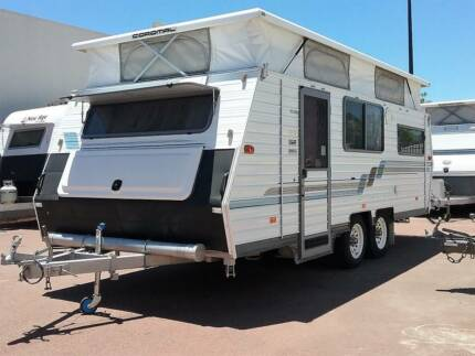 1995 Coromal Seka 535 Pop Top Caravan Barragup Murray Area Preview