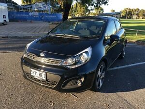 2013 Kia Rio SLI, 5 door, 6 speed automatic Fulham Gardens Charles Sturt Area Preview