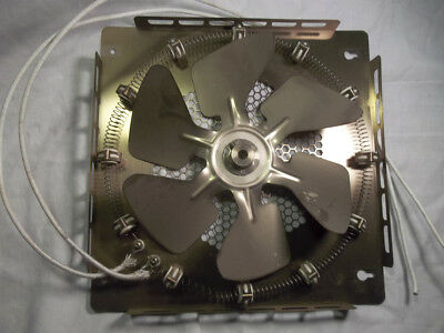 Varian 450-gc Fan Heater Assy