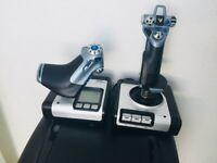 Thrustmaster x52 Hotas Joystick