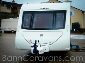(Ref: 859) 2011 Model Elddis Avante 646 Sleeps Seven People!