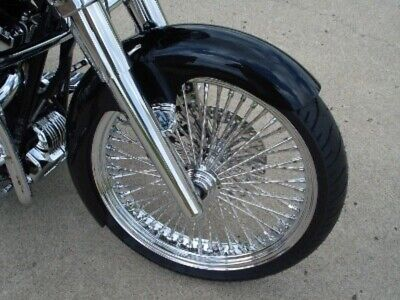 KCINT CHOPPER FRONT FENDER FOR HARLEY DYNA WIDE GLIDE & CHOPPERS  21