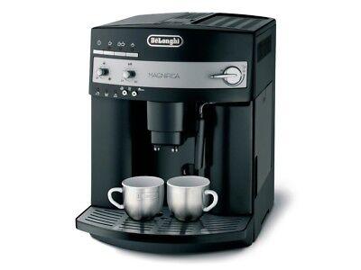 Delonghi Magnífica Cafetera Automática Esam 3000.B 15 BAR Molinillo Negro