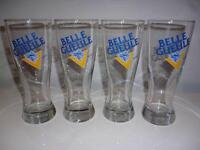 lot de 4 verres à bière Belle Gueule (331)