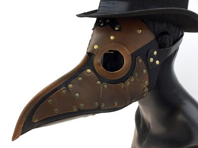 Renaissance Steampunk Plague Doctor Bird Mask Halloween Costume Cosplay Party](Plague Doctor Mask Halloween)