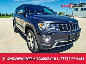 2016 Jeep Grand Cherokee Limited *REMOTE START, BLUETOOTH, LEATH