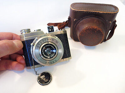 """Arsen """"Gelto"""" Camera with Case"""