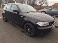 BMW 1 SERIES 6 SPEED DIESEL(sell/swap/px