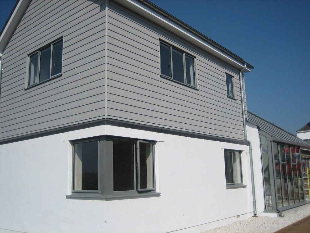 Cladco Exterior Wall Cladding Wood Plastic Composite 135mm