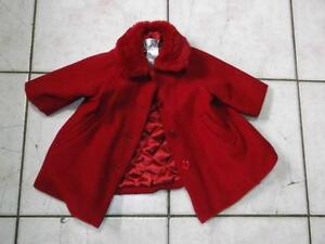 RED JACKET AND SNOW SUIT 6-9 mths.