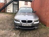 BMW 5 SERIES 3.0 AUTO GAS CONVERTED (SWAPS)