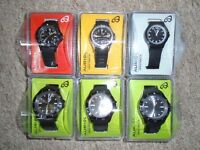 AURIOL Adults Strap Wrist Smart Watch Mens Hand Band Chronograph Time Unisex