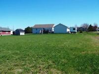 PRIME LEVEL LOT IN SUSSEX CORNER SUBDIVISION