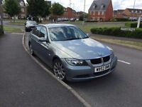 BMW 3 SERIES 2.0 320D SE 4d AUTO DIESEL AUTO WITH FULL LEATHER!