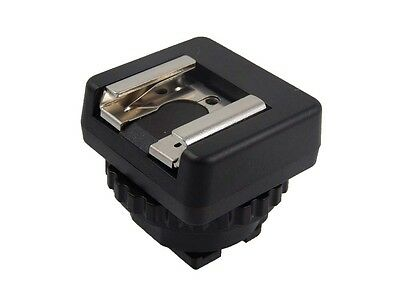 Adaptador de zapata de flash para Sony HDR-PJ540E, HDR-PJ780E, HDR-PJ780VE