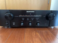 Marantz PM7005 2 Channel Digital Integrated Amplifier with USB PCM & DSD Playback PHONO MM (Black)