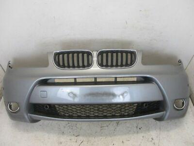 BMW Neu Original X5 E70 2007-2010 M SPORT Vorne Stoßstange Unten Gitter Satz 3