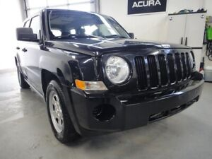 2009 Jeep Patriot Sport,ONE OWNER,NO ACCIDENT