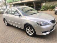 2006 Mazda 3 ts D 1.6 Diesel 5 Door 89K milies