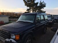 LAND ROVER DISCOVERY TD5 GS 2002
