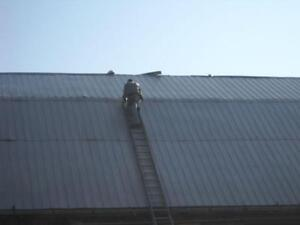 STEEL ROOFING &  P AINTING AND ROOFING & SANDBLASTING Peterborough Peterborough Area image 3