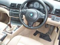 BMW 3 SERIES 318CI (black) 2002