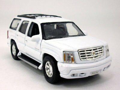 2002 Cadillac Escalade White SUV 4.5