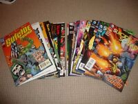 SUICIDE SQUAD- ISSUES 3- 4, 6, 8- 29 AND 67
