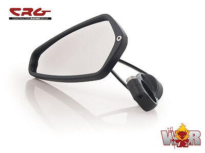 100 Arrow - CRG ARROW Bar End Mirror AO-100 Billet CNC Left or Right SAVE $$ FREE SHIPPING