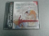 Final Fantasy Origins for PS1-2-3