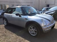 MINI Cooper 1.6 3dr - 2001, Full History, 12 MONTHS MOT, New Clutch, Panoramic Roof, Leathers, £1695