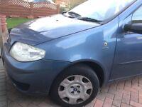 Fiat Punto 2004good condition, nice little run around.