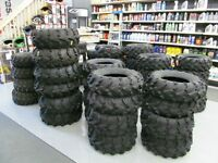 HUGE ITP MudLite / Black Diamond ATV Tire Selection!