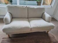 2 Seater Ikea Stocksund Sofa