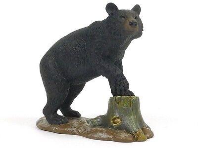 Royal Darwin Wildlife Black Bear Figurine Collectible Animal -