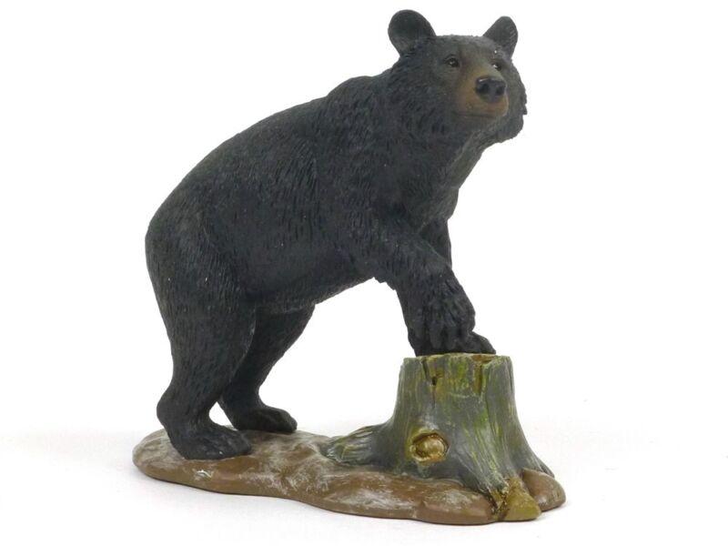 Royal Darwin Wildlife Black Bear Figurine Collectible Animal RA00100