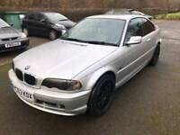 Ben 318ci coupe 2.0 2003(**part ex welcome **)