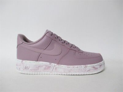 separation shoes 7f404 a86a1 Nike Air Force 1 Low LV8 Leather Elemental Rose Marble White Sz 9 AJ9507-600