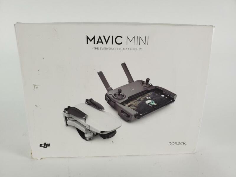 DJI Mavic Mini The Everyday Flycam Preowned