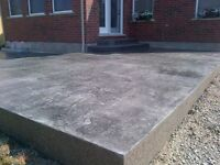 Concrete Driveways, Patios, Walkways, Floors