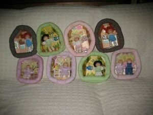 CABBAGE PATCH PIN-UPS
