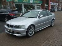 BMW 3 SERIES 330CD SPORT (silver) 2005