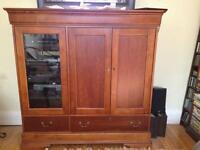 Hooker Furniture, USA - Entertainment Unit (TV, Stereo, storage)