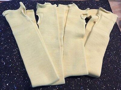 """(4 each) -DUPONT   Kevlar 1000  Sleeves 24"""" long  USA MADE"""