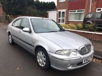 ROVER 45 IL 16V - 2003, ONLY 68,000 MILES