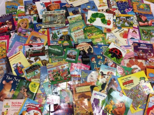 Childrens Books Bedtime & Story Time (LOT OF 20) RANDOM! Paperback & hardcover