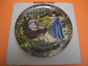 JOYS OF LIFE COLLECTOR PLATE BY BRADFORD EXCHANGE WITH BOX AND C London Ontario image 1