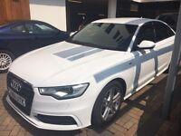 Audi A6 Sline 3.0 tdi 204bhp 61reg